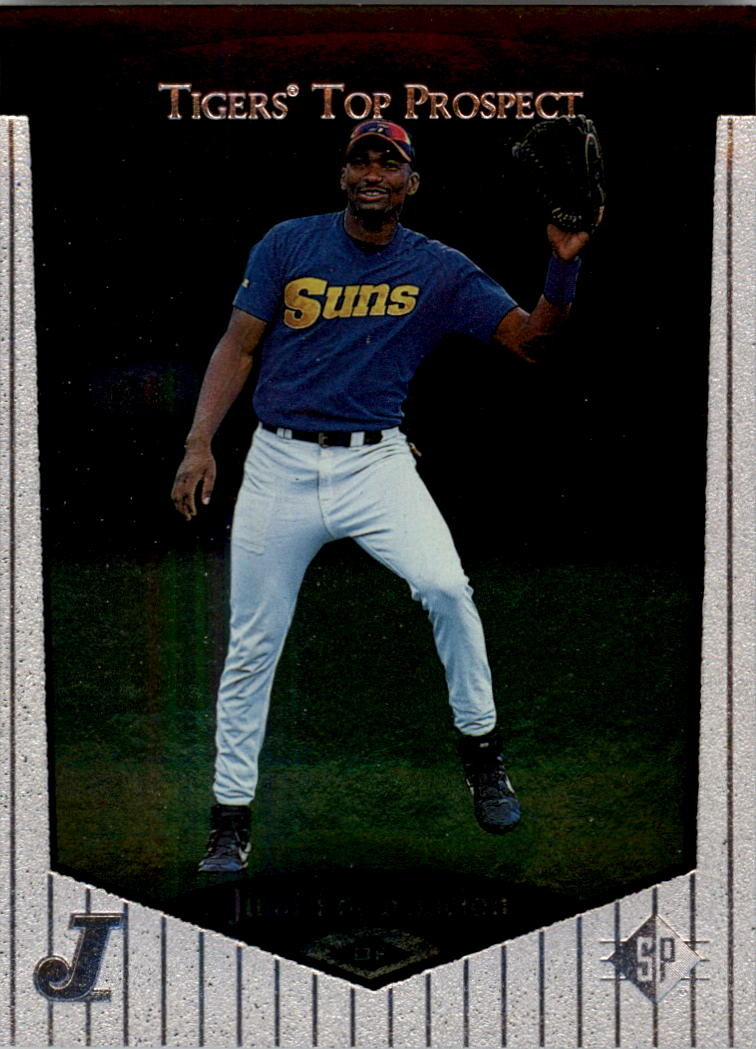 1998 SP Top Prospects #52 Mike Drumright