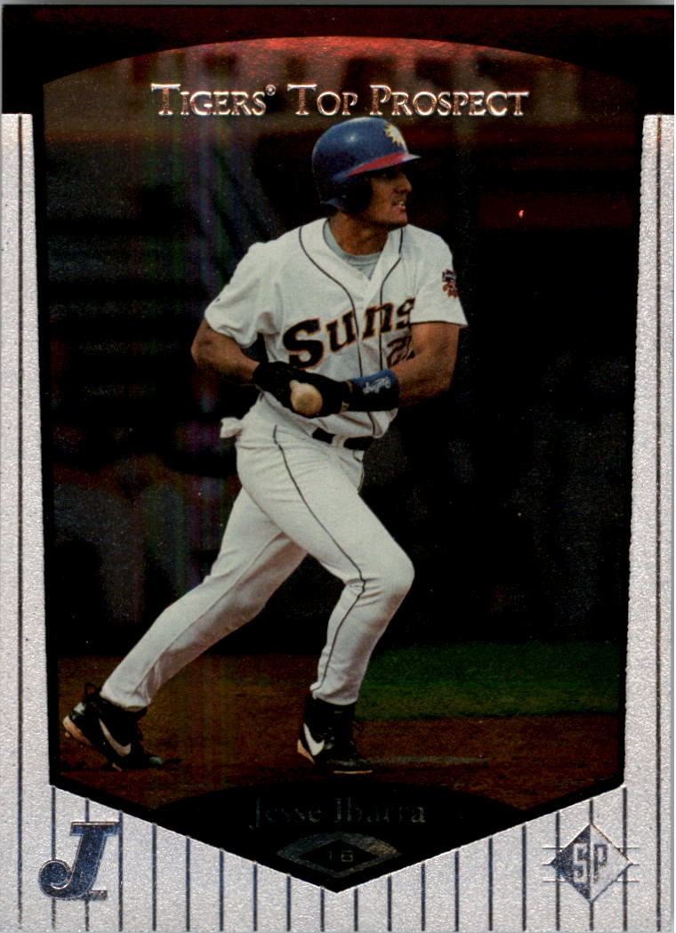 1998 SP Top Prospects #56 Jesse Ibarra