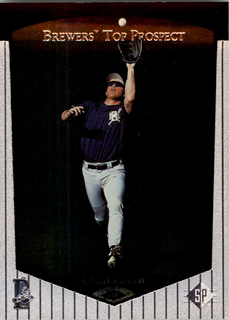 1998 SP Top Prospects #73 Chad Green