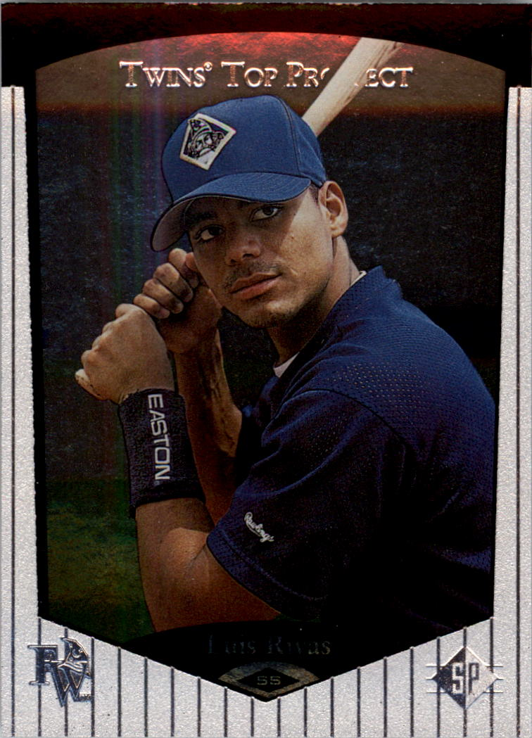 1998 SP Top Prospects #77 Luis Rivas