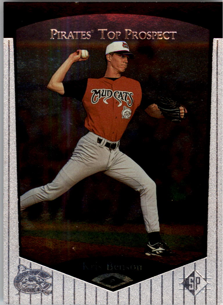 1998 SP Top Prospects #99 Kris Benson