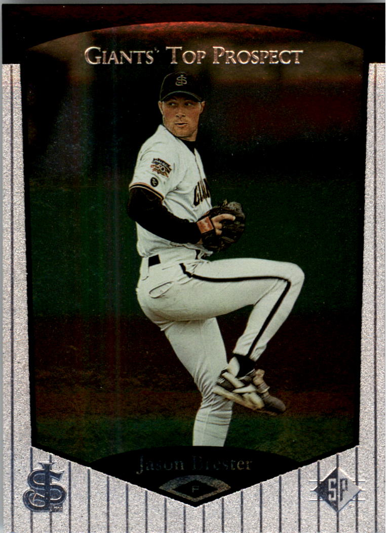 1998 SP Top Prospects #111 Jason Brester
