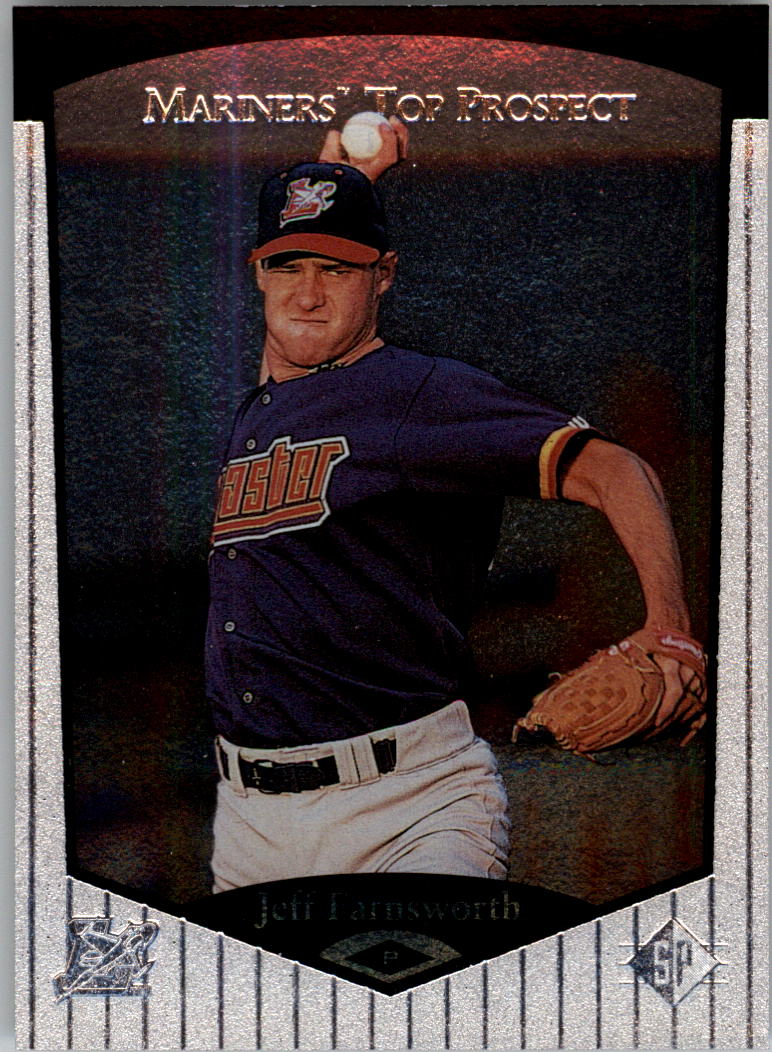 1998 SP Top Prospects #115 Jeff Farnsworth