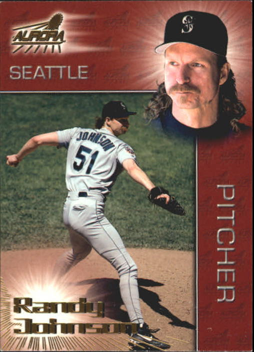 1998 Aurora #73 Randy Johnson