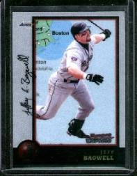 1998 Bowman Chrome International #15 Jeff Bagwell