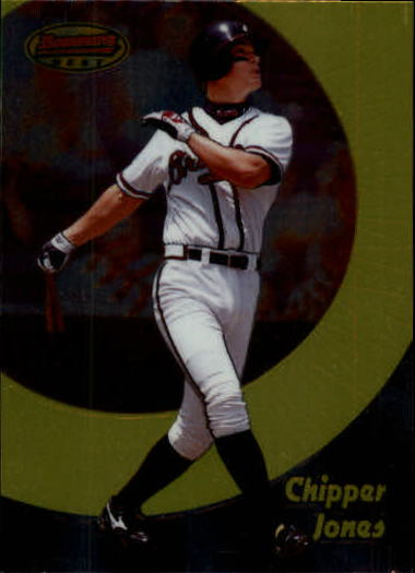 1998 Bowman's Best #5 Chipper Jones