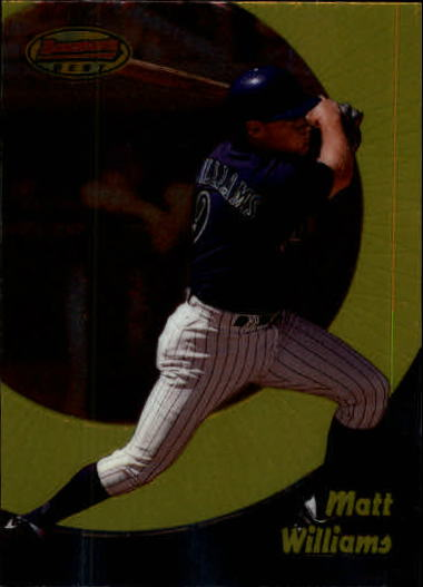 1998 Bowman's Best #12 Matt Williams