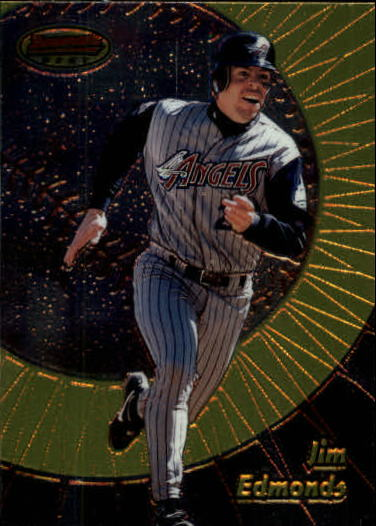 1998 Bowman's Best #13 Jim Edmonds