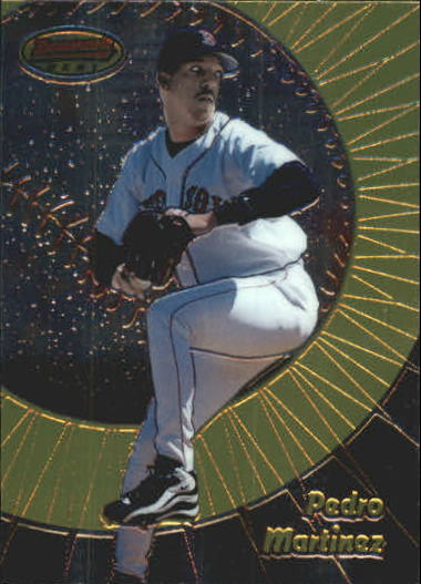 1998 Bowman's Best #38 Pedro Martinez