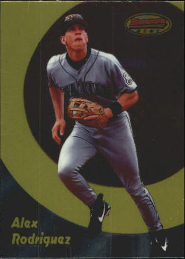 1998 Bowman's Best #45 Alex Rodriguez