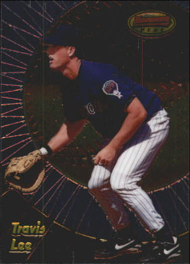 1998 Bowman's Best #101 Travis Lee
