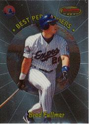 1998 Bowman's Best Performers #BP5 Brad Fullmer
