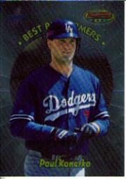 1998 Bowman's Best Performers #BP6 Paul Konerko