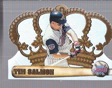 1998 Crown Royale #4 Tim Salmon