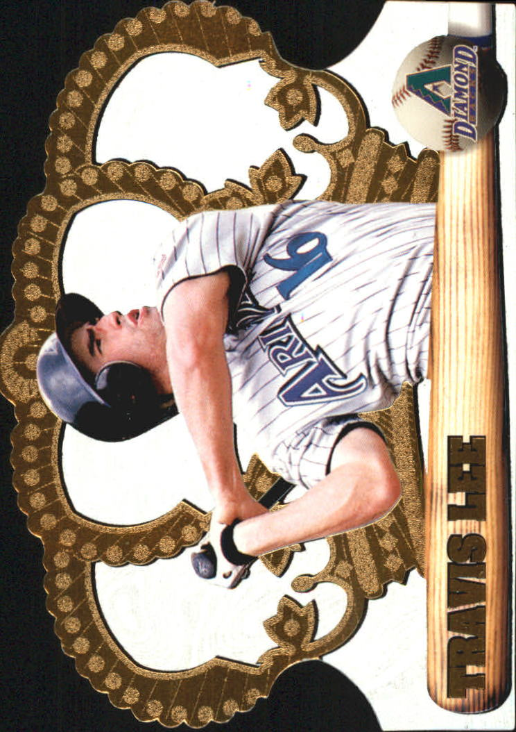 1998 Crown Royale #7 Travis Lee