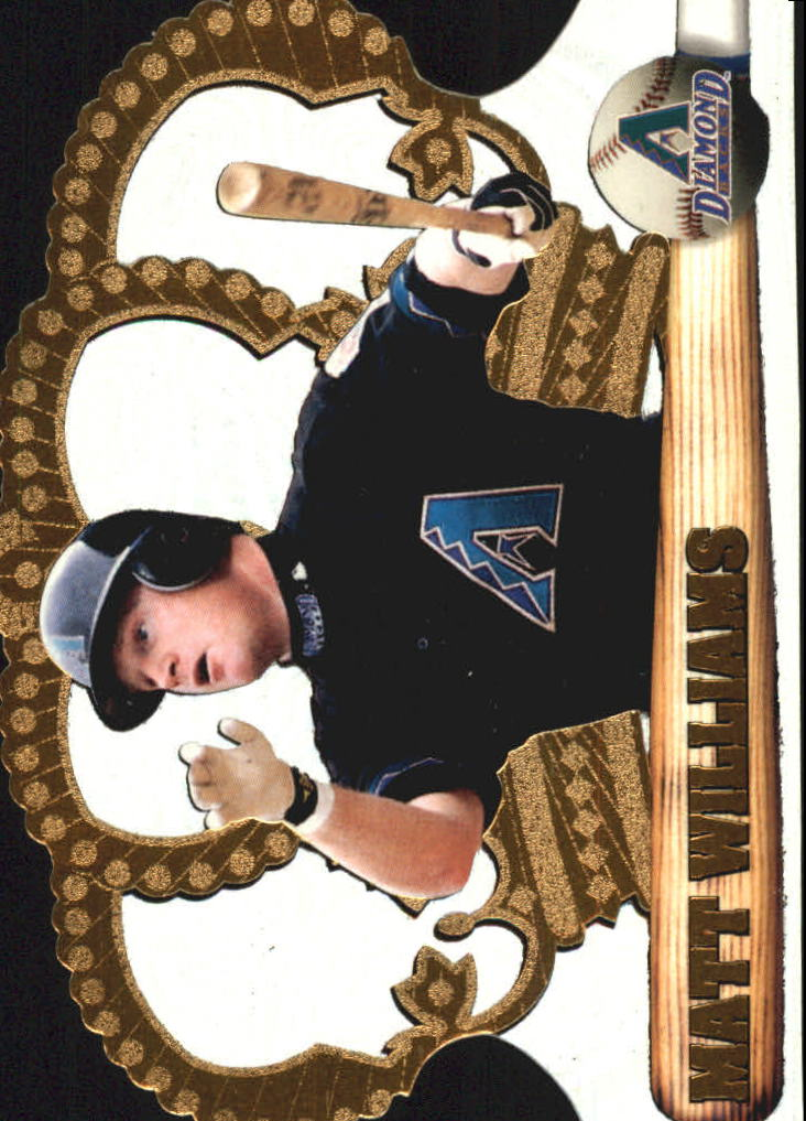 1998 Crown Royale #9 Matt Williams