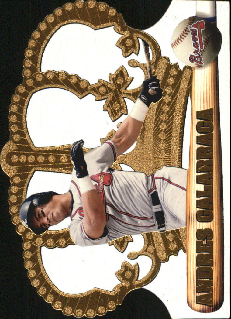 1998 Crown Royale #10 Andres Galarraga