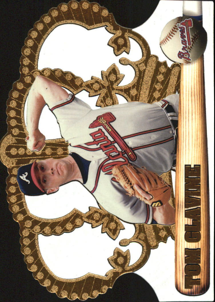 1998 Crown Royale #11 Tom Glavine