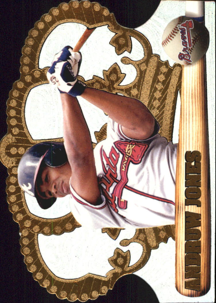 1998 Crown Royale #12 Andruw Jones
