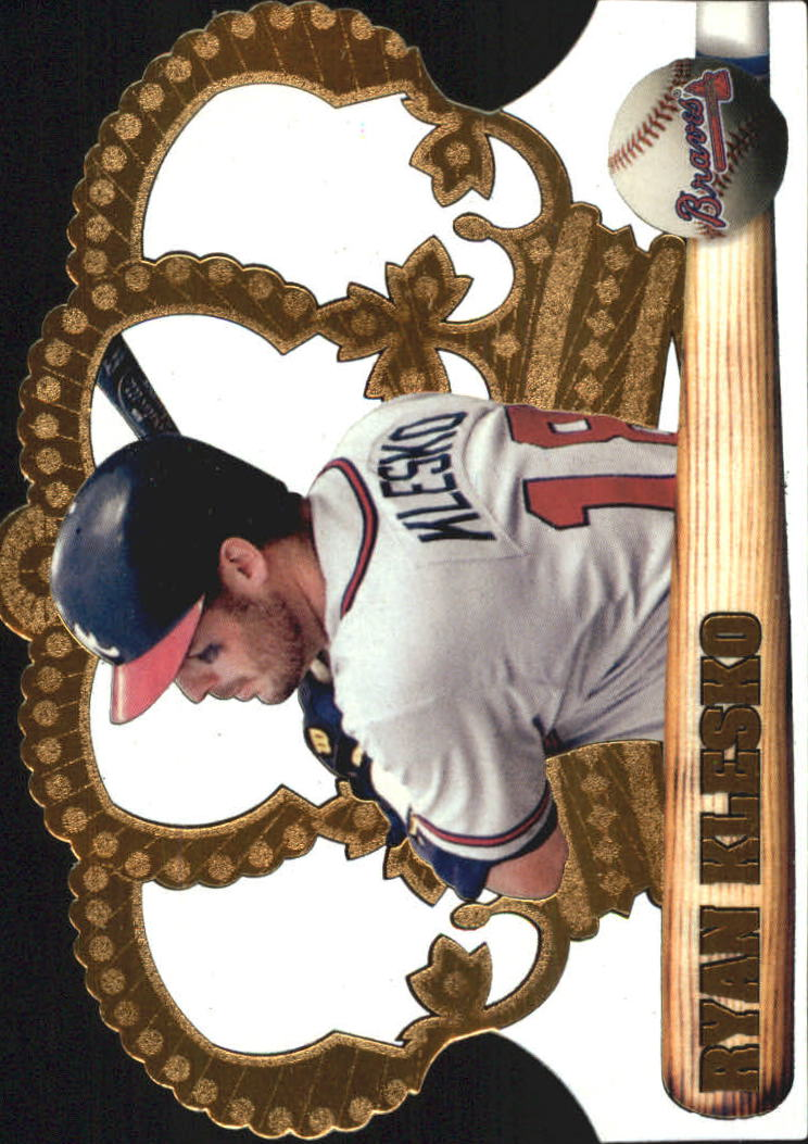 1998 Crown Royale #14 Ryan Klesko