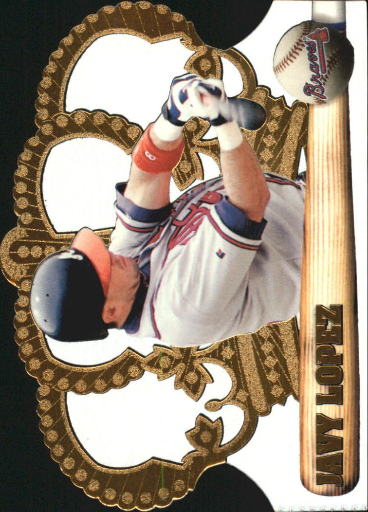 1998 Crown Royale #15 Javy Lopez