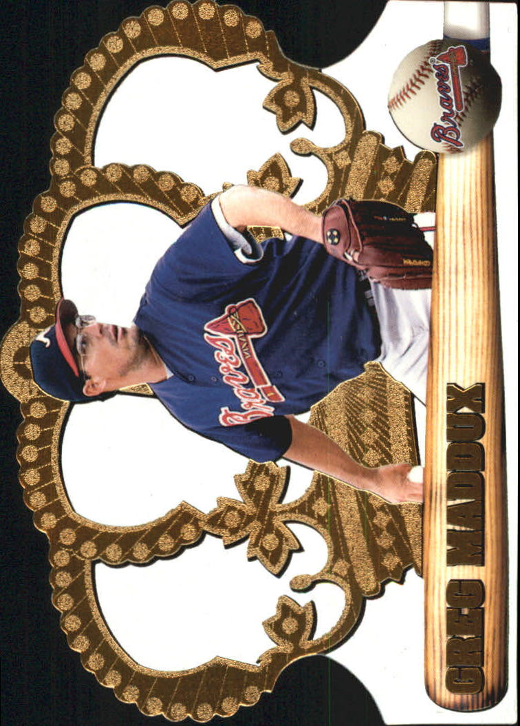 1998 Crown Royale #16 Greg Maddux