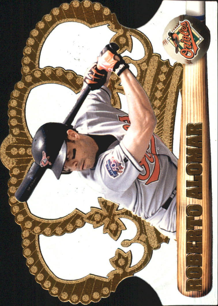 1998 Crown Royale #18 Roberto Alomar