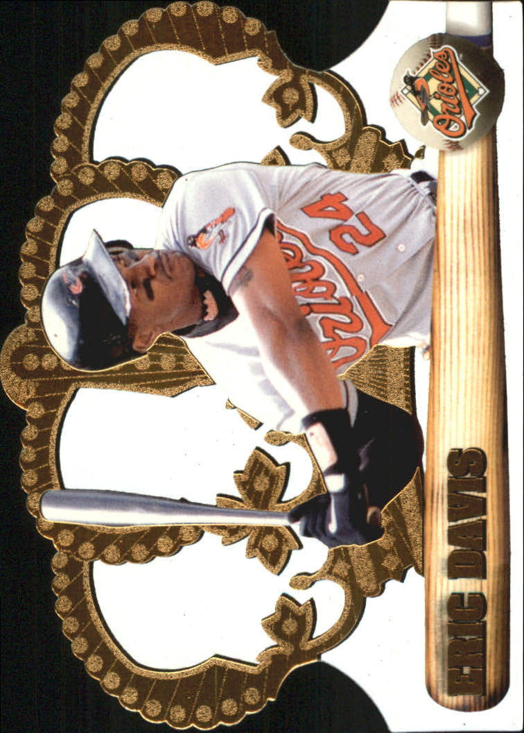 1998 Crown Royale #20 Eric Davis