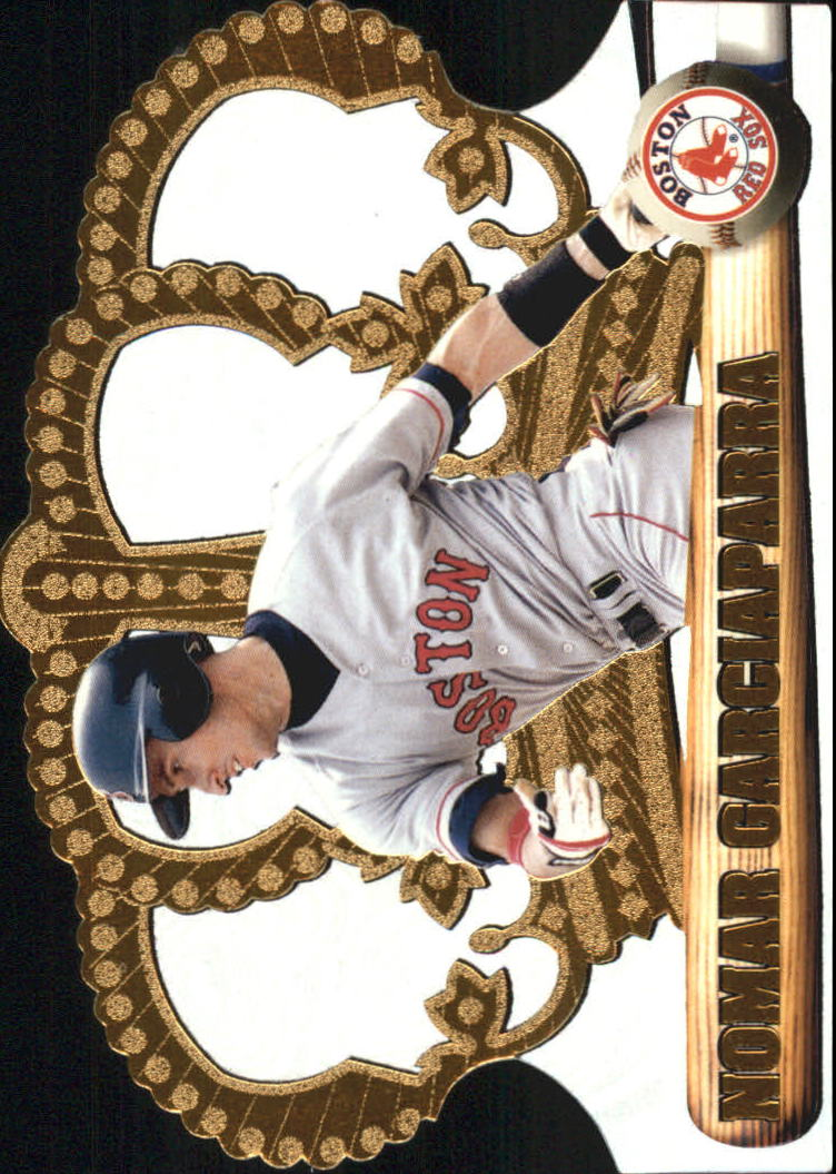 1998 Crown Royale #24 Nomar Garciaparra