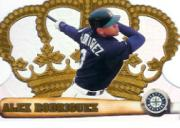 1998 Crown Royale #128 Alex Rodriguez