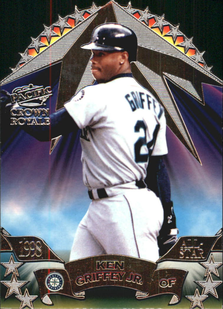 1998 Crown Royale All-Stars #7 Ken Griffey Jr.