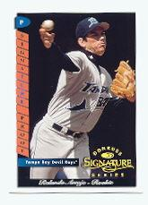 1998 Donruss Signature Proofs #105 Rolando Arrojo