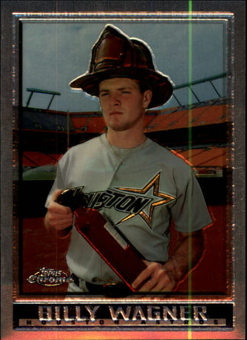 1998 Topps Chrome #3 Billy Wagner