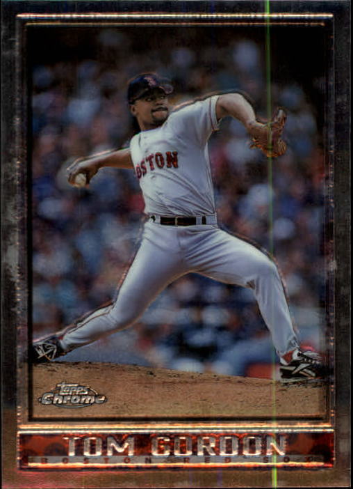 1998 Topps Chrome #64 Tom Gordon