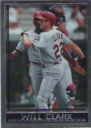 1998 Topps Chrome #316 Will Clark