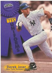 1998 Sports Illustrated #148 Derek Jeter BB