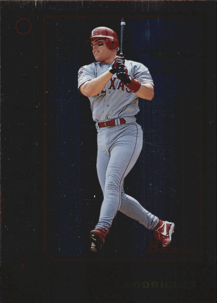 1998 Bowman International #4 Ivan Rodriguez