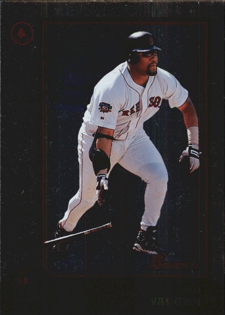 1998 Bowman International #35 Mo Vaughn
