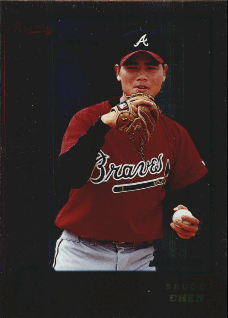 1998 Bowman International #131 Bruce Chen