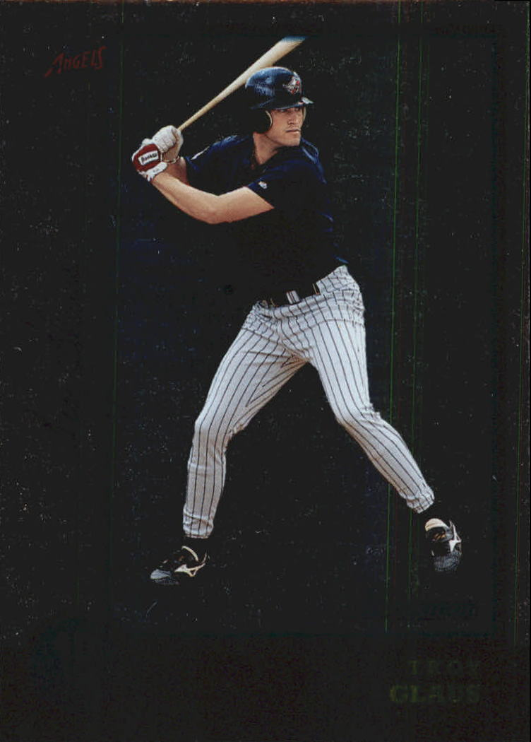 1998 Bowman International #134 Troy Glaus