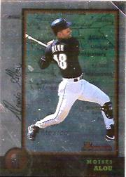 1998 Bowman International #264 Moises Alou