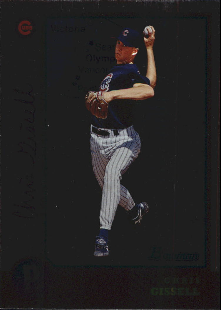 1998 Bowman International #305 Chris Gissell