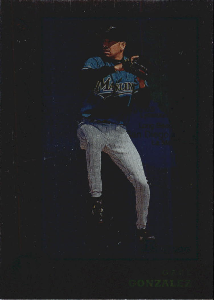 1998 Bowman International #343 Gabe Gonzalez