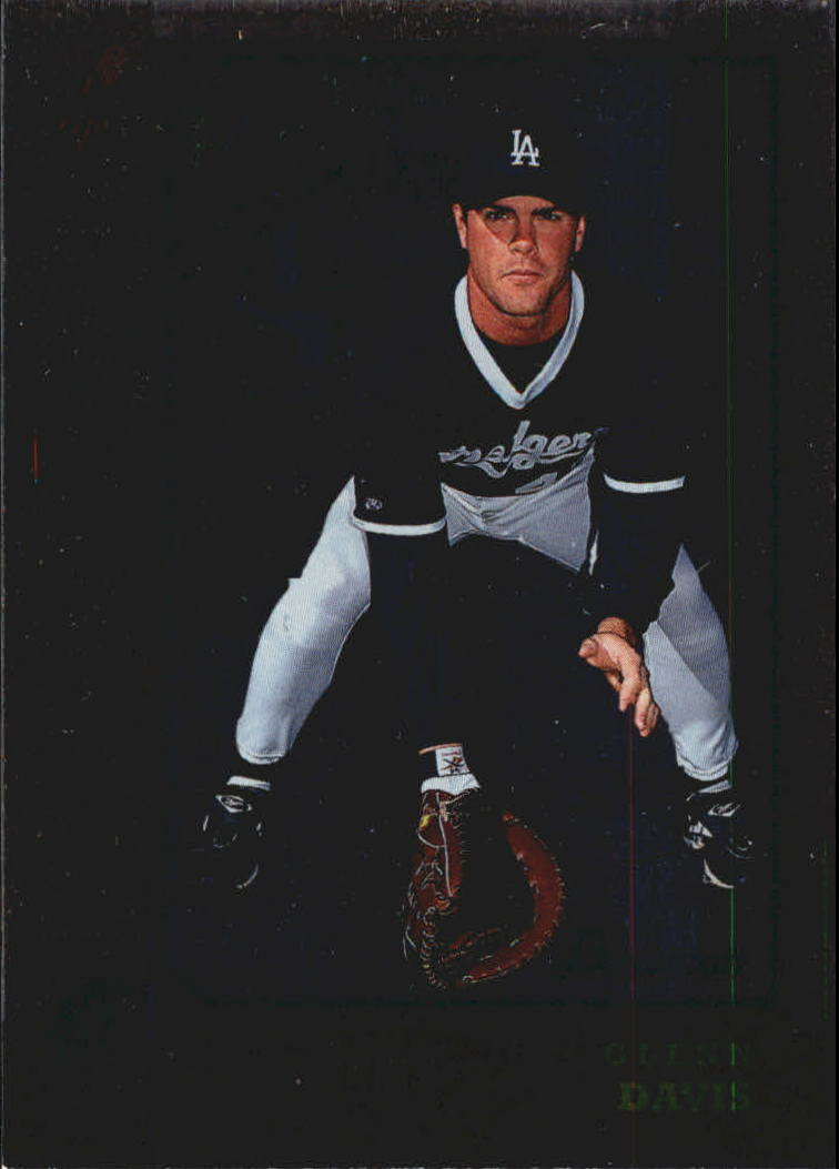 1998 Bowman International #402 Glenn Davis