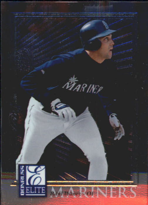 1998 Donruss Collections Elite #475 Raul Ibanez