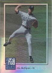 1998 Donruss Elite #3 Alex Rodriguez