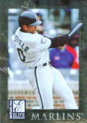 1998 Donruss Elite #39 Gary Sheffield