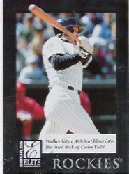 1998 Donruss Elite #149 Larry Walker CL