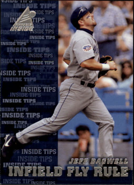 1998 Pinnacle Inside #137 Jeff Bagwell IT