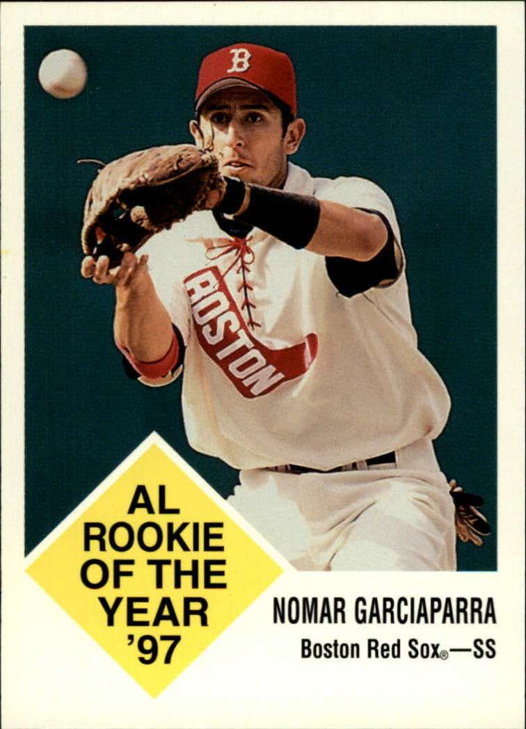 1998 Fleer Tradition Vintage '63 #9 Nomar Garciaparra